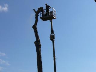 Louer une nacelle 21 mètres sur poids lourd dans le Var (83)